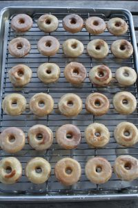 gluten free doughnuts (krispy kreme copycats)