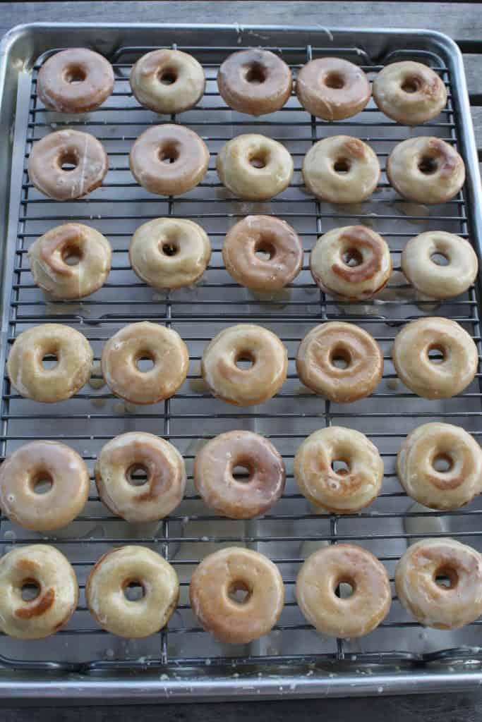 Gluten Free Doughnuts Krispy Kreme Copycat Seasonal Cravings