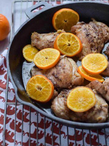 Clementine Five Spice Chicken
