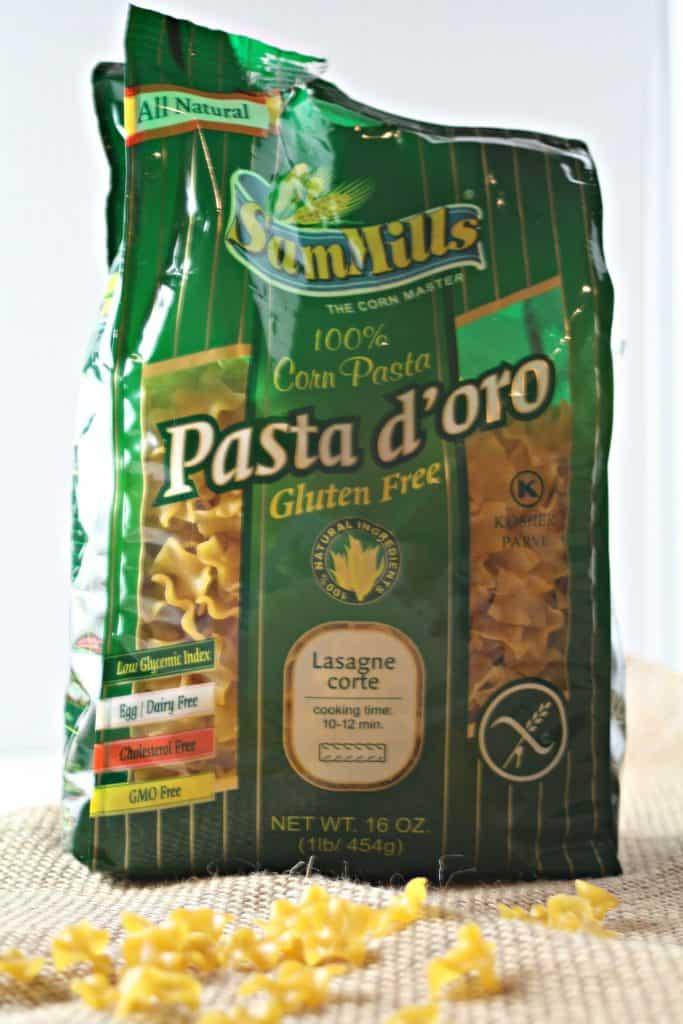 healthy Gluten Free Pasta