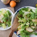 Escarole and Apple Salad