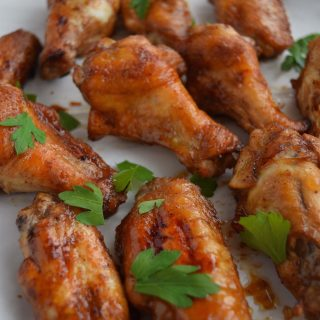 Easy Five Spice Chicken Wings