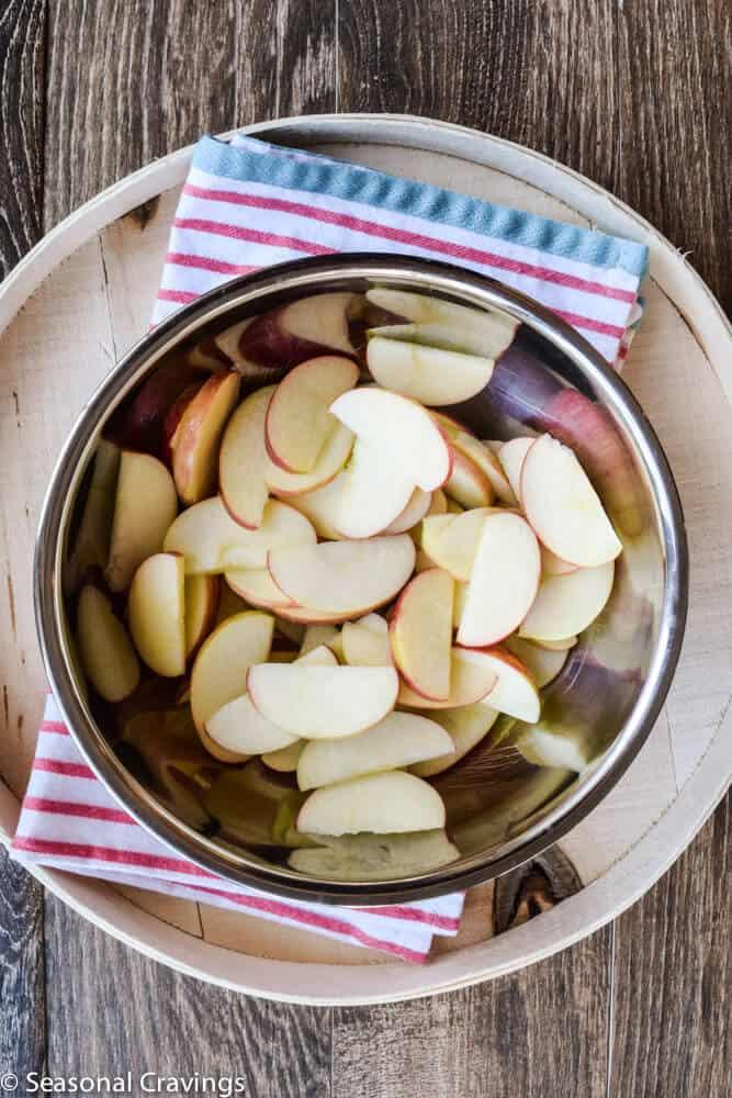 Apple Crisp - Gluten Free