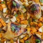 Roasted Chicken With Honey