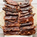 Brown Sugar Bacon Candy
