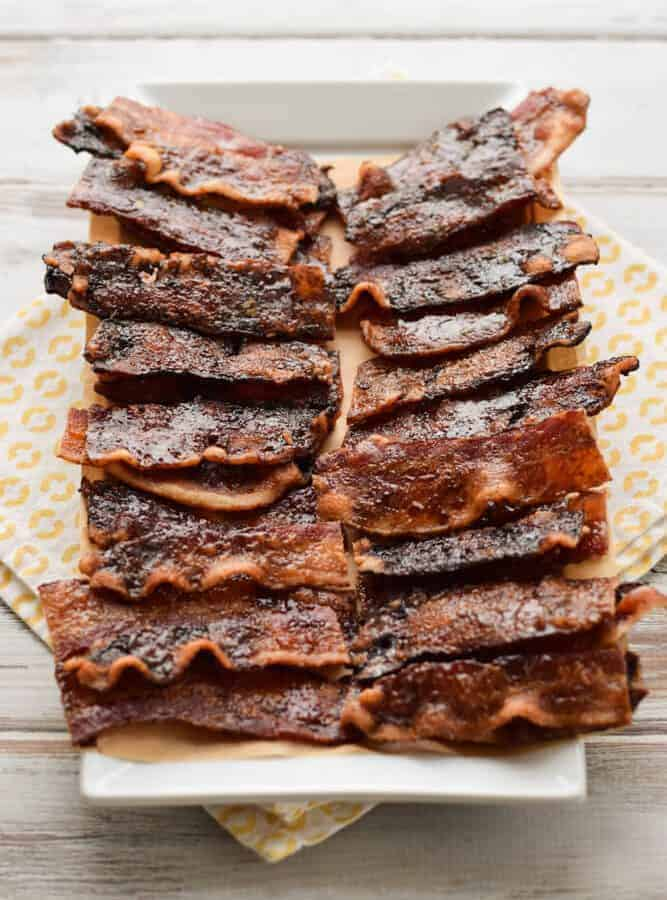 Brown Sugar Bacon Candy