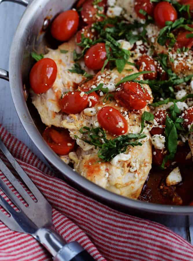 Easy Balsamic Chicken