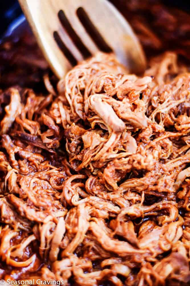 Three Ingredient Barbecue Pork