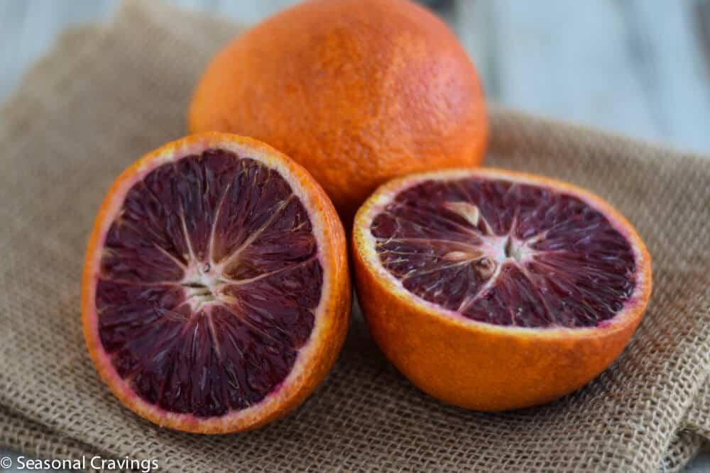 Blood Orange Roast Chicken | seasonalcravings.com