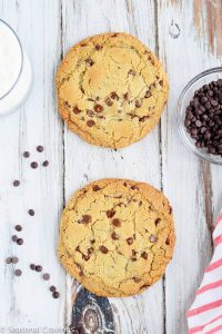 Single Serve Chocolate Chip Cookie - Gluten Free