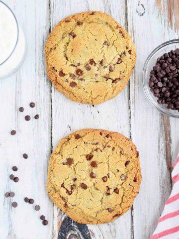 Single Serve Chocolate Chip Cookie - Gluten Free