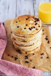 Gluten Free Blender Pancakes