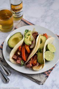 Grilled Sausage Tacos