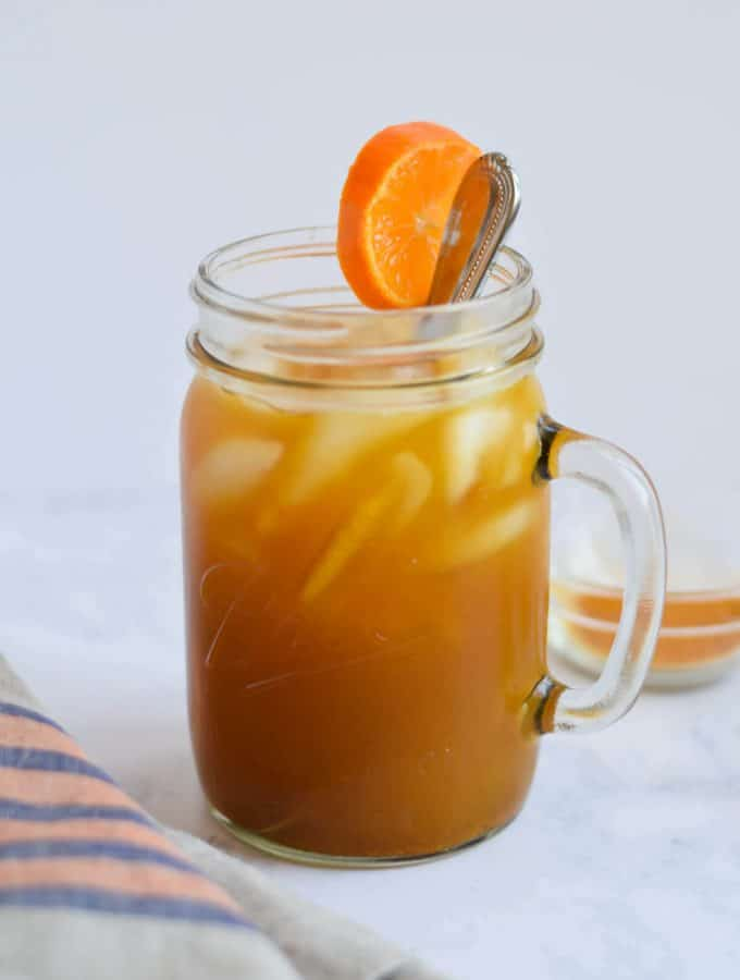Turmeric Iced Tea