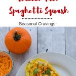 Chicken Taco Spaghetti Squash