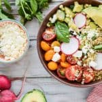 Late Summer Quinoa Grain Bowl