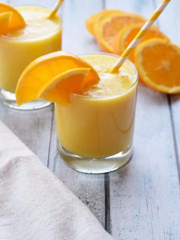 Cold Buster Citrus Smoothie