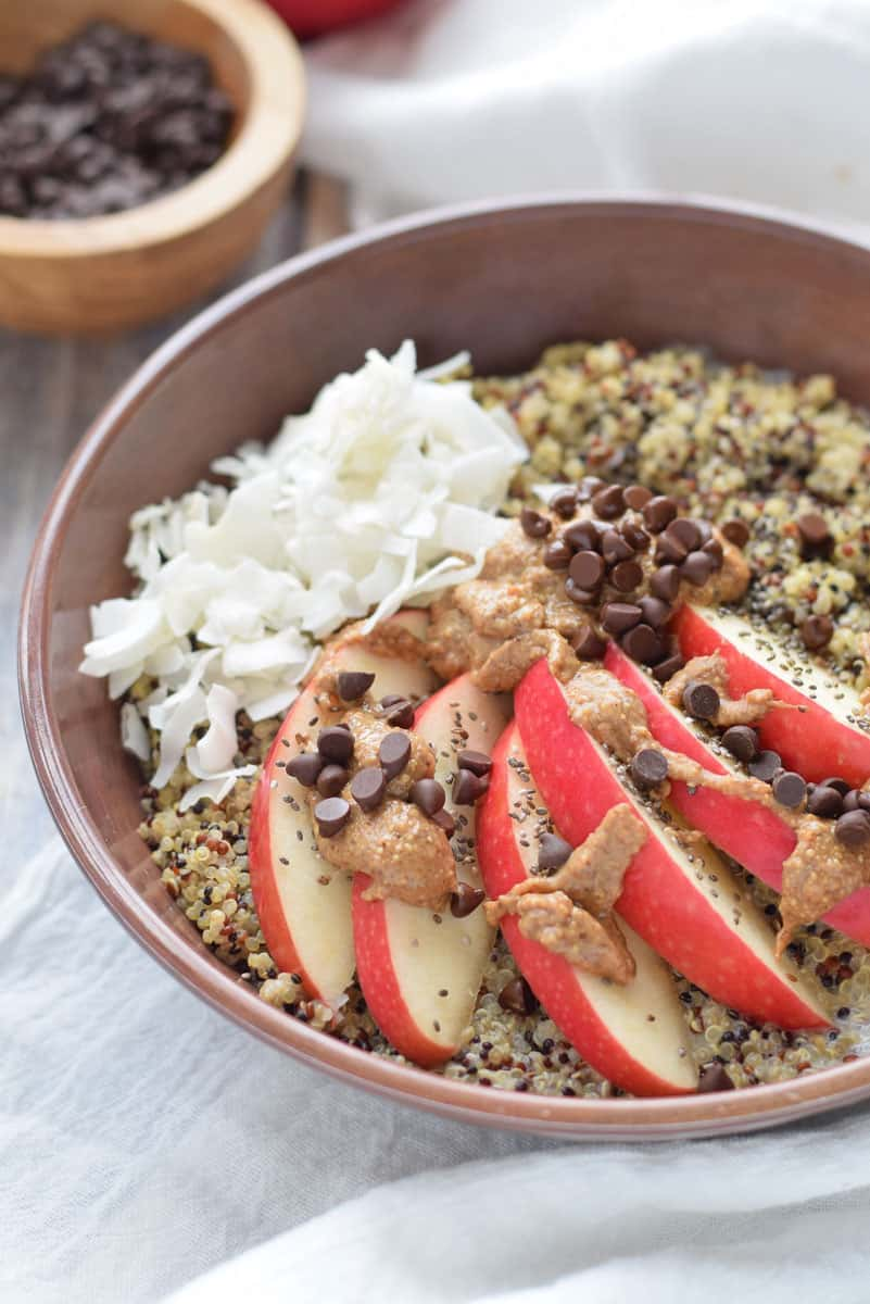 Quinoa Breakfast Bowl Recipe