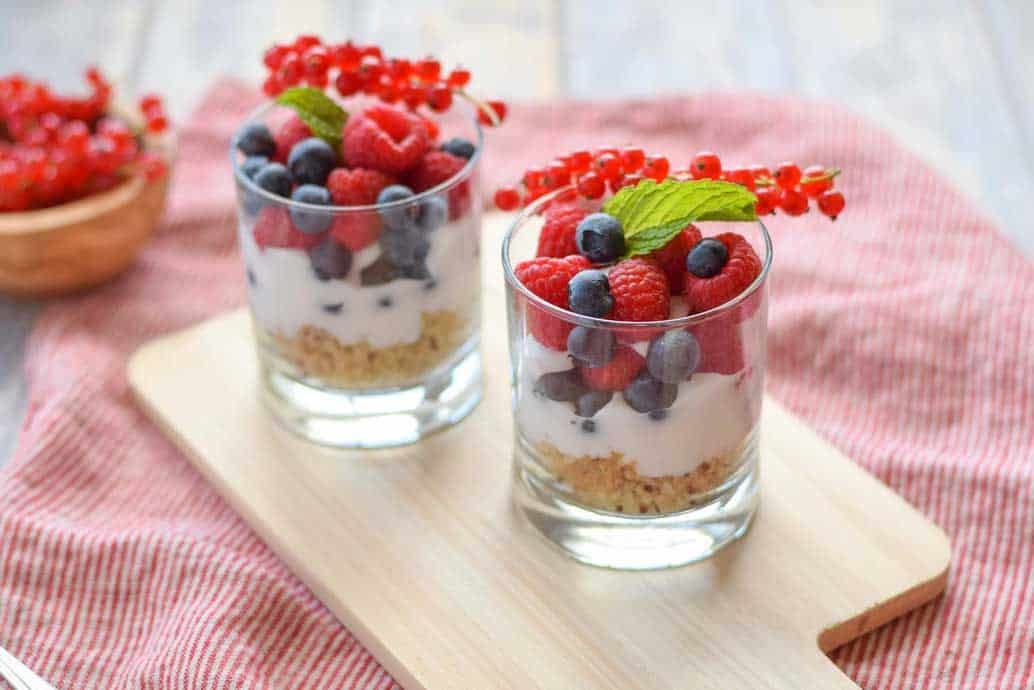 fruit tart recipe is mcdonalds fruit and yogurt parfait healthy