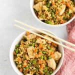 Chicken Fried Cauliflower Rice
