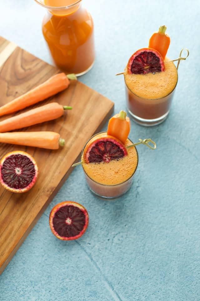 Carrot Citrus Smoothie
