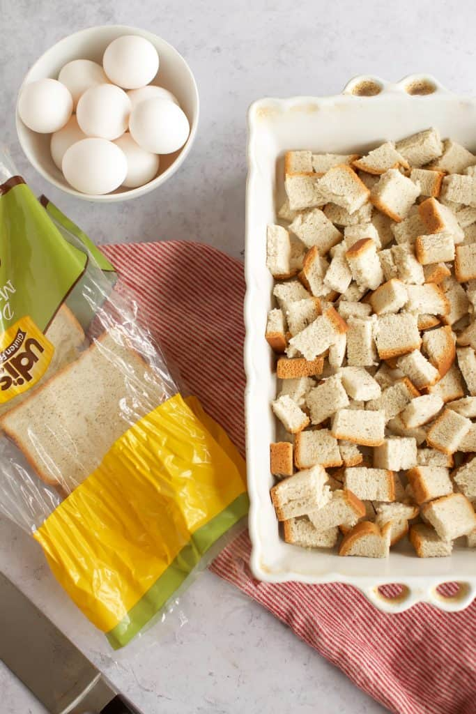 gluten free breakfast casserole overnight