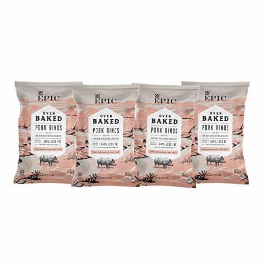 best keto baked pork rinds