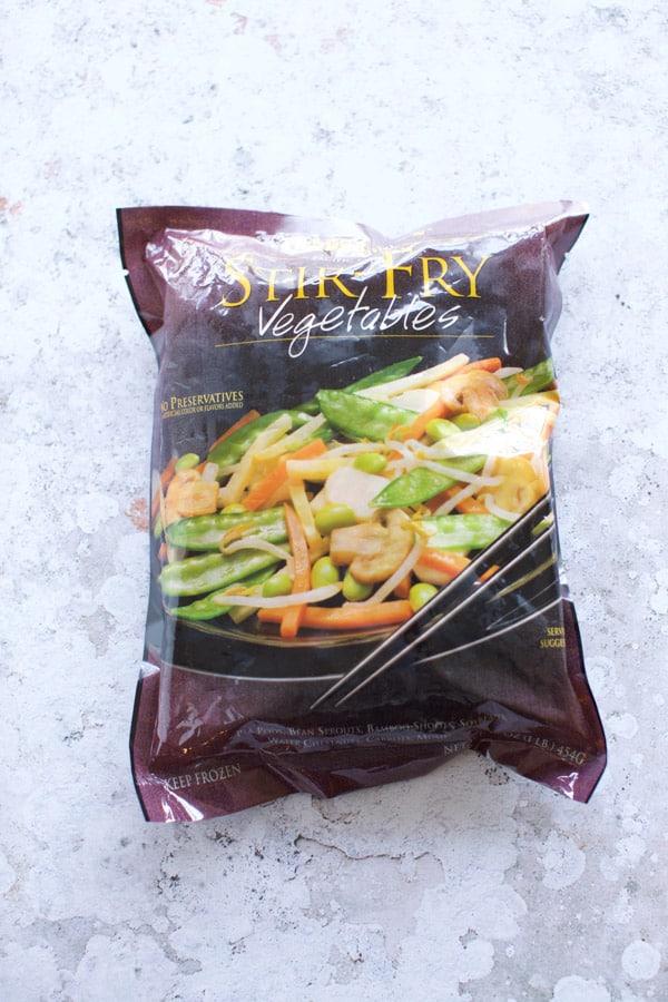 frozen stir fry vegetables from trader joes