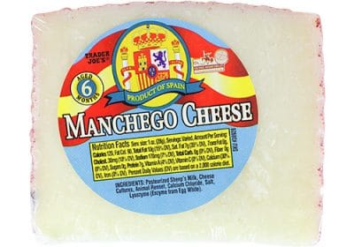 manchego cheese trader joes