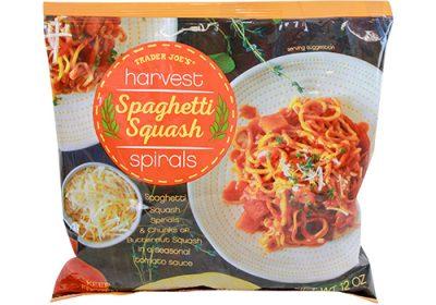 spaghetti squash spirals trader joes