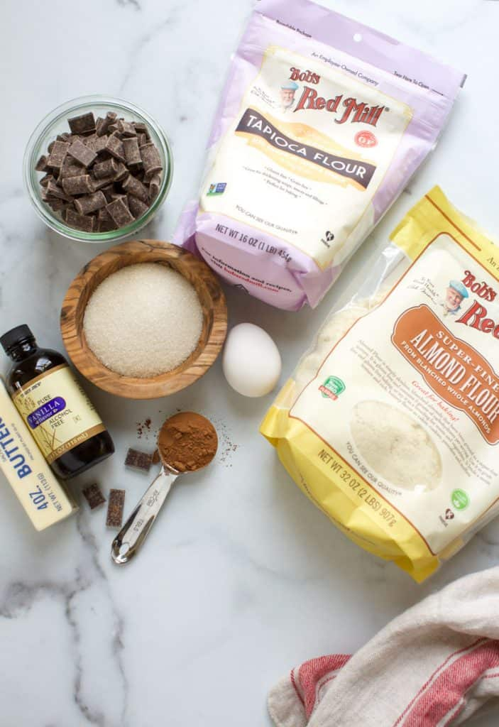 chocolate cookie recipe ingredients