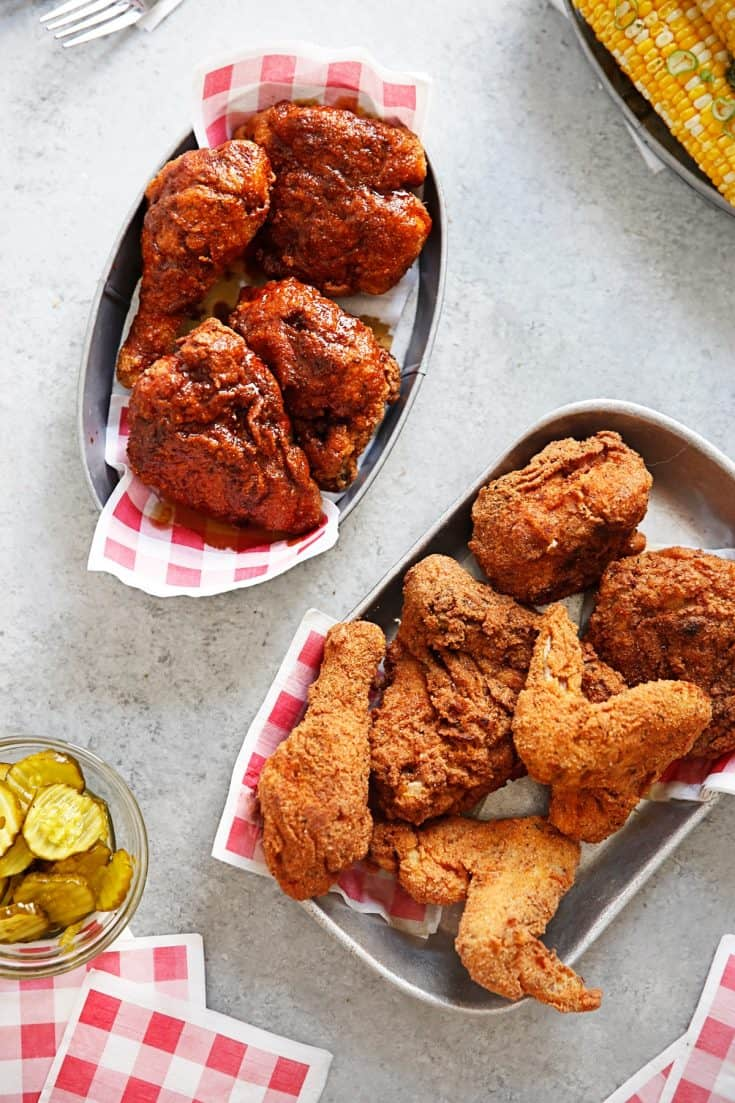 The Ultimate Gluten-Free Fried Chicken - Lexi's Clean Kitchen